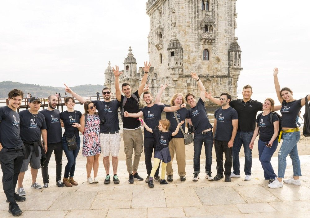 Our Annual Team Meetup in Lisbon