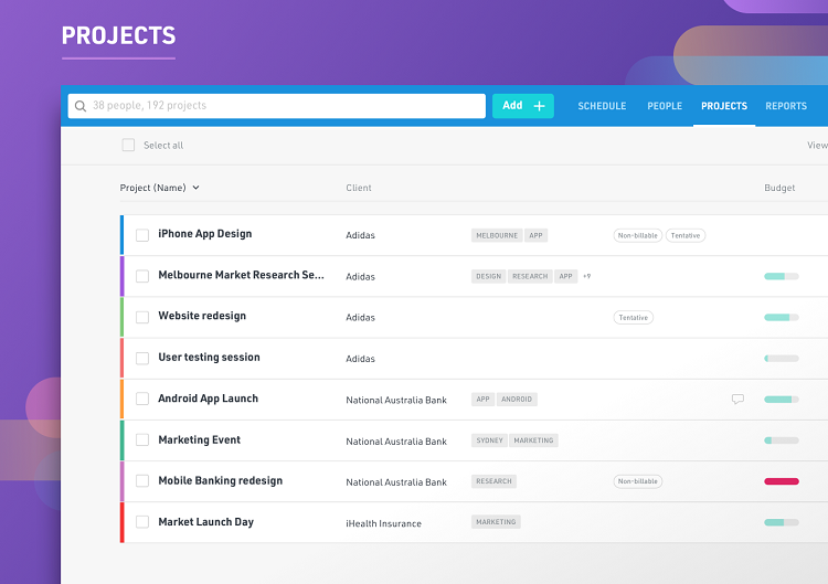 Meet Our Redesigned People + Project Pages