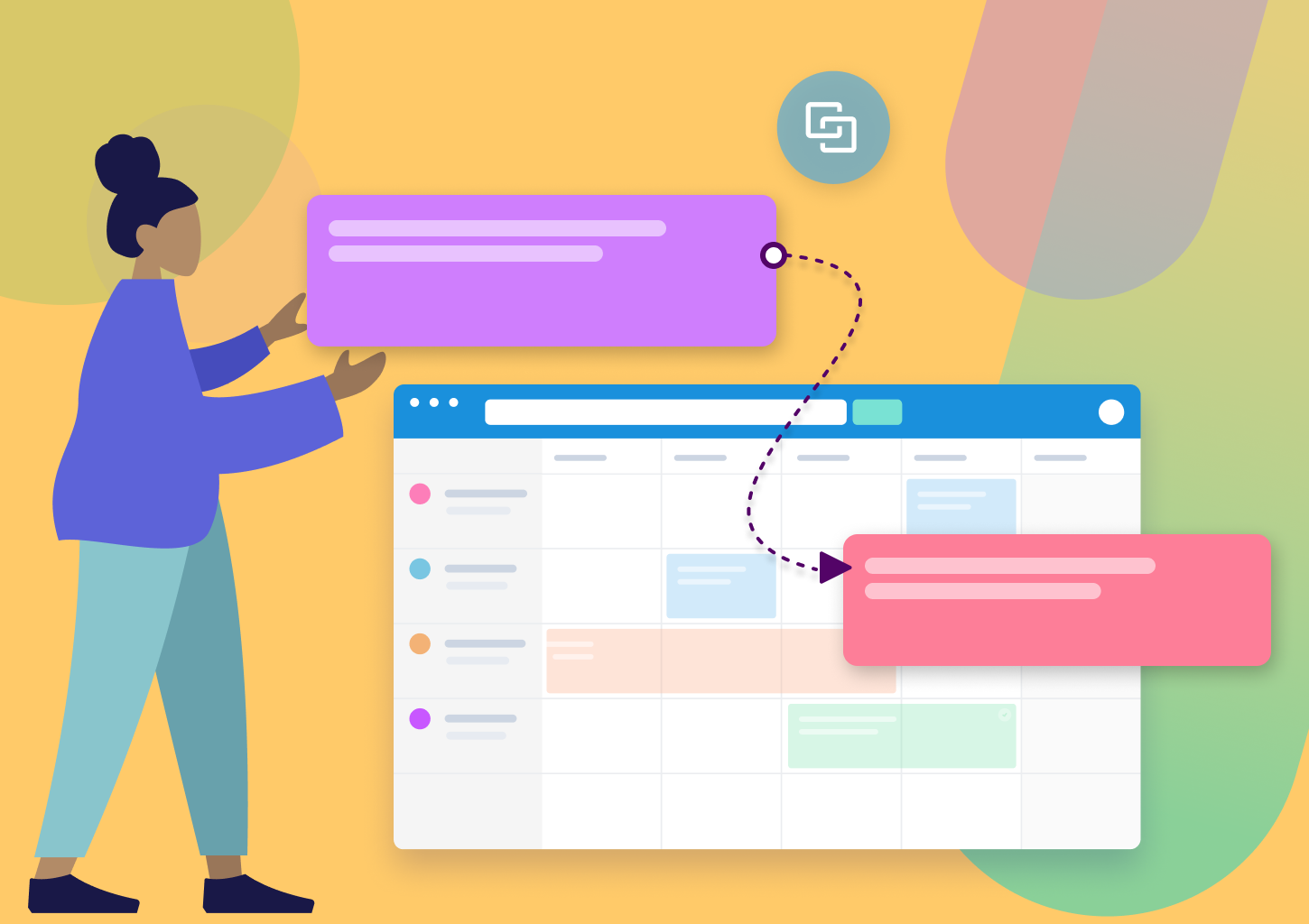 Level up Your Project Planning with Linked Tasks